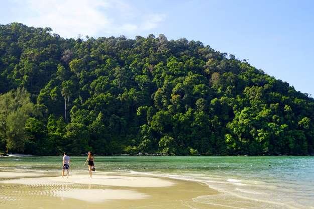 Monkey Beach, Malaezia