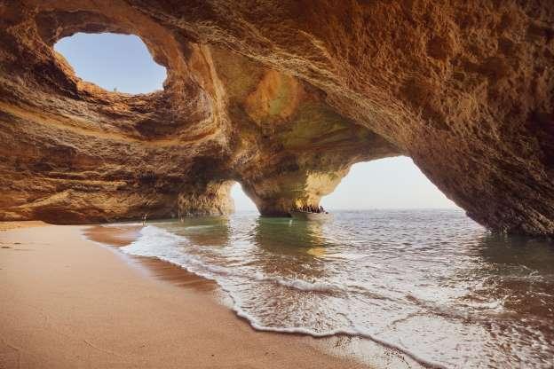 Plaja Benagil, Portugalia
