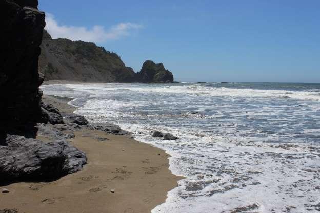 Plaja Enderts, California, SUA