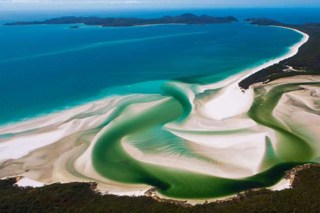 Plaja Whitehaven, Australia